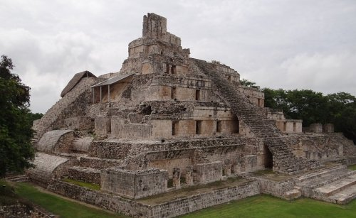 Discovered Nearly 500 Ancient Ceremonial Sites In Southern Mexico