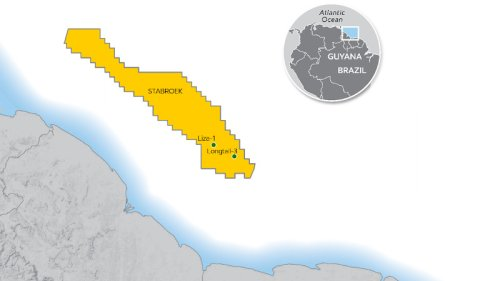 ExxonMobil Announces New Discovery At Longtail-3 Offshore Guyana