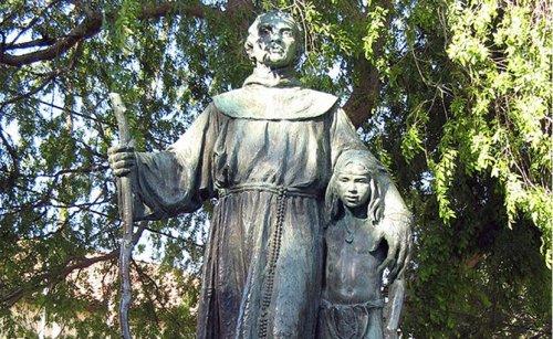 Los Angeles Renames Father Junipero Serra Park