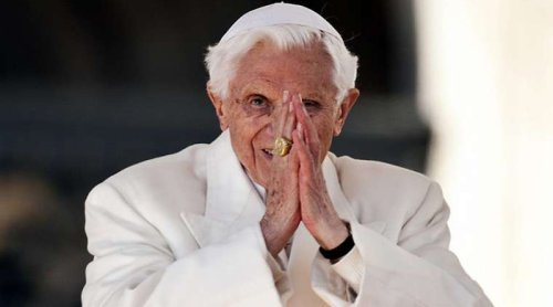 Benedict XVI Laments Lack Of Faith Within Church Institutions In Germany