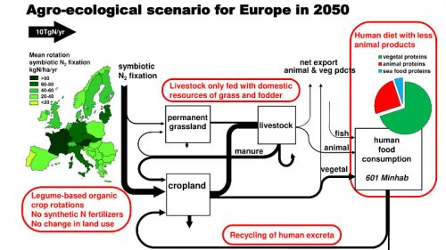 Organic Farming Could Feed Europe By 2050