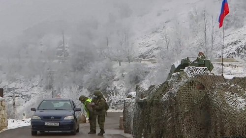 Russian Border guards Could Be Deployed Along Armenia-Azerbaijan Border