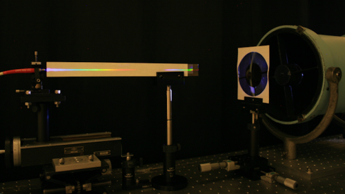 Need For Larger Space Telescope Inspires Lightweight Flexible Holographic Lens