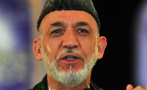 Afghanistan: Karzai Says Taliban's International Recognition Requires Internal Legitimacy