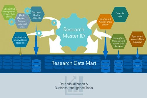 Inspired by data warehousing: A new platform integrates disparate information systems