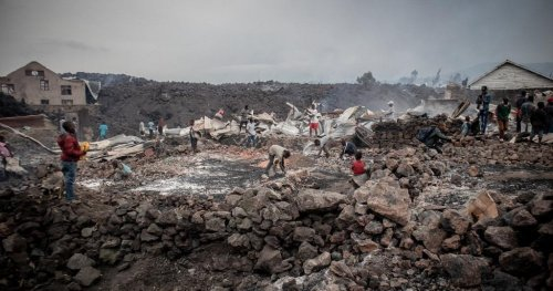 RDC : reconstruire après l'éruption du volcan Nyiragongo | Africanews