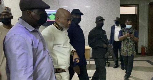 Nigeria : L'audience de Nnamdi Kanu ajournée au 10 novembre | Africanews
