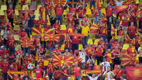 Greece complains to UEFA over North Macedonia acronym at EURO 2020
