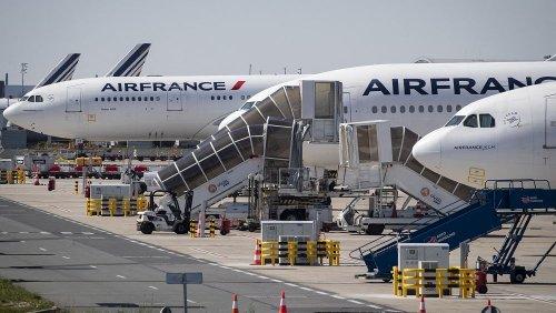 Suppression de certains vols intérieurs : le train plutôt que l'avion pour préserver le climat