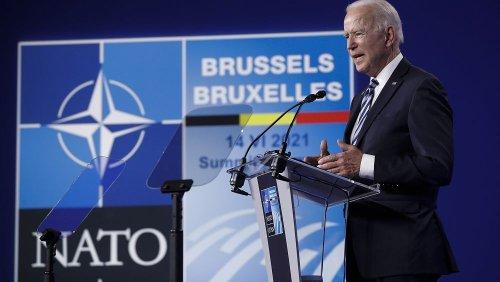 Bidens Warnung an Putin: Zusammenarbeit oder Gegenschlag