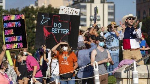 US-Regierung stoppt strenges Abtreibungsgesetz in Texas - vorerst