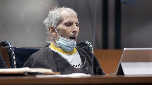 Lebenslange Haft für US-Millionär Robert Durst (78)