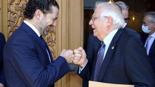 EU diplomat Josep Borrell blames 'mistrust' for Lebanon's political deadlock