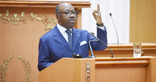 Gabon : le président Ali Bongo s'adresse au Parlement | Africanews