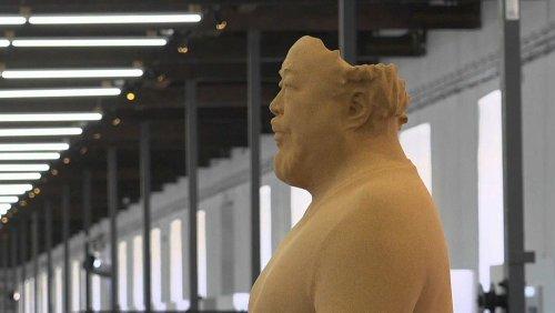 """Ai Weiwei """"confortável"""" em Portugal"""