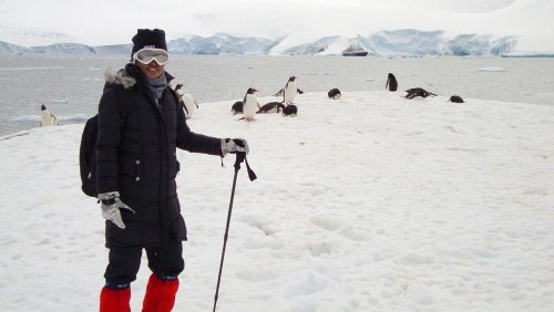 Meet the Arctic Angels fighting to save our polar ice caps from global warming