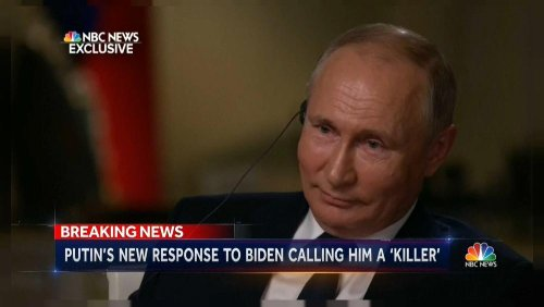 US President Joe Biden to meet Vladimir Putin in Geneva on Wednesday