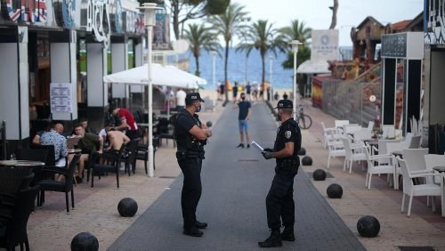 Mallorca: Auf der Urlaubsinsel geht die Angst um