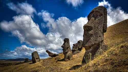 Climate data could be key for preserving our cultural treasures
