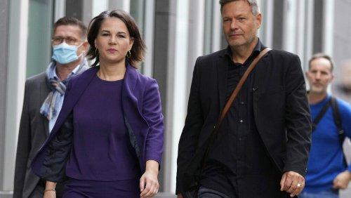 Annalena Baerbock als Sündenbock? Habeck (52) soll wohl Vizekanzler werden