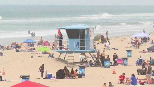 Rekordhohe Temperaturen im Westen der USA