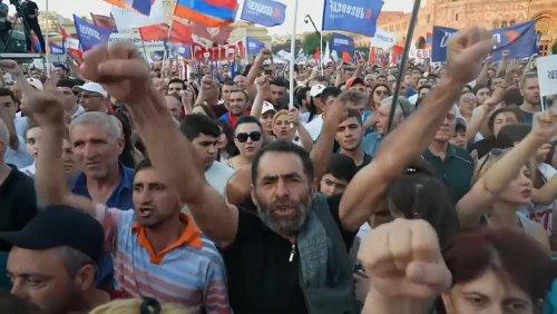 Armenia, al voto dopo la guerra