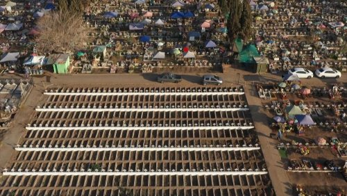 Chile meldet mehr als 30.000 Corona-Tote
