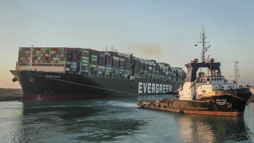 Ever Given: Ship that blocked Suez Canal finally makes port in Rotterdam