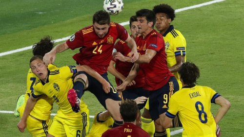 EURO 2020: Sweden hold Spain to a goalless draw in Seville