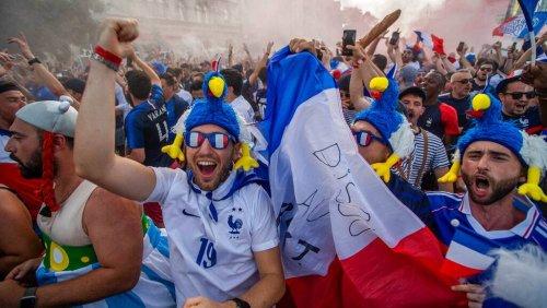 EURO 2020: Fans aus Frankreich reisen ins falsche Land - und merken es erst sehr viel später