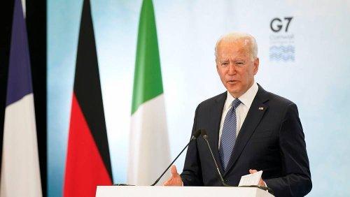 Biden calls G7 'extraordinary, collaborative and productive meeting'