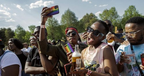 Soweto Pride celebrations mark end of harsh S. African third wave | Africanews