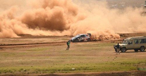 Kenya : Sébastien Ogier en tête pour le retour du WRC | Africanews