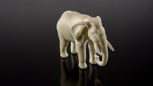 Could 3D printed ivory save elephants?