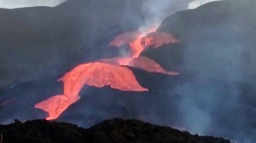 Volcano eruption continues on La Palma island   Africanews