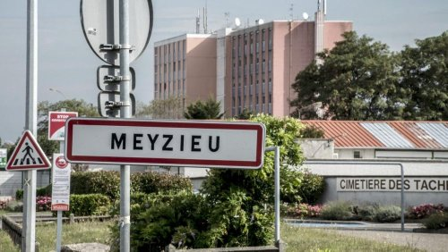 Newborn baby found alive in garbage bag near French city of Lyon