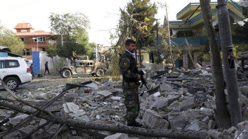 """""""Wilde Terroristen"""" - Taliban-Bekenntnis zu blutigem Anschlag in Kabul"""
