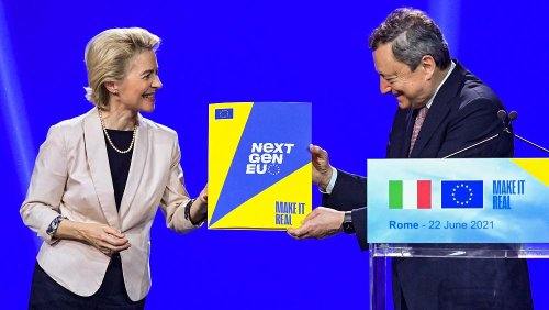 Brussels greenlights Italy's €191.5 billion COVID-19 recovery plan