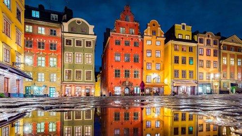 How is the €3 billion biochar industry transforming green energy in Sweden?