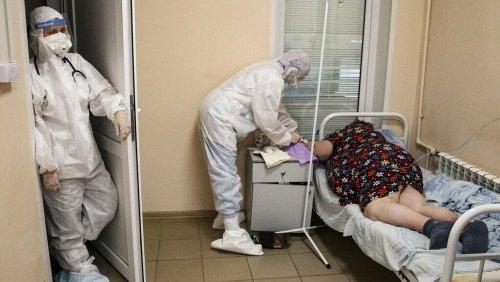 """""""Bin nicht geimpft und bereue es"""" - Kein Platz frei auf Intensiv in Samara"""