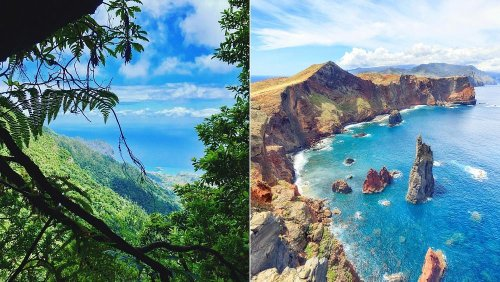 Green list travel: Madeira is an island paradise of tropical forests and black beaches