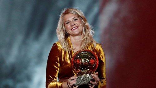 Sexismus-Vorfall beim Ballon d'Or
