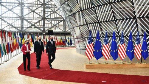 Il viaggio europeo di Joe Biden