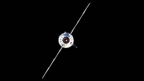ISS flipped 540 degrees in last week's Nauka thruster incident. NASA said it was only 45