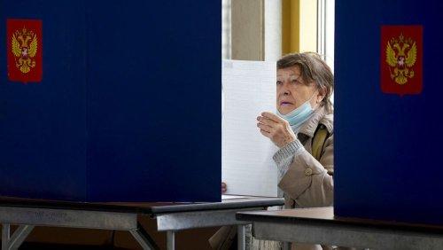 """EU beklagt ein """"Klima der Einschüchterung"""" bei Wahlen in Russland"""
