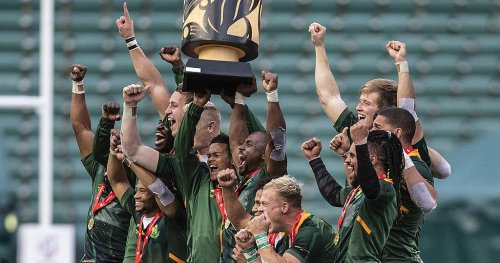 Africa shines in World Rugby Sevens Series   Africanews