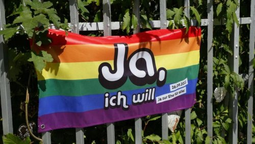Divided Swiss to vote on same-sex marriage after fraught campaign