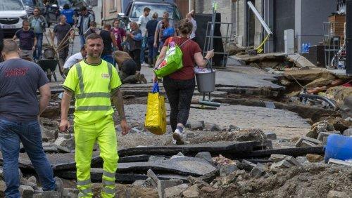 Keine Entwarnung für die Schweiz - Hochwasser in Belgien und London