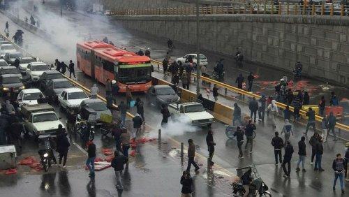 اعتراضات ایران cover image