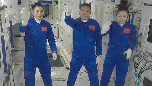 6 Monate im All - China startet seine bisher längste Weltraummission